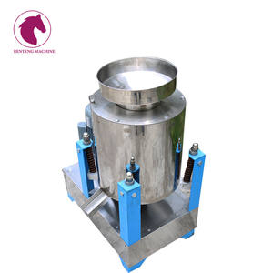 Virgin coconut Oil Filtering Centrifuging Machine Olive centrifugal oil purifier and peanut oil filter machine
