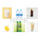 Drinks Machine HZPK Automatic Round Bottle 4 Head Drinks Filling Machine For Oil Beverage Water