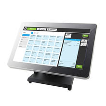 13.3 Inch Cashcow POS Manufacturer All in One Capacitive Touch Screen Windows Billing Machine POS System