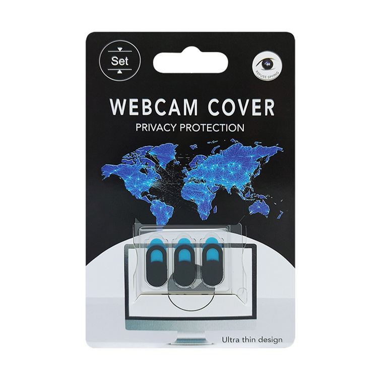 Cheap price gift Webcam Cover Slider mobile phone camera cover 3 Pack Plastic Security Webcam Privacy Cover For Laptop