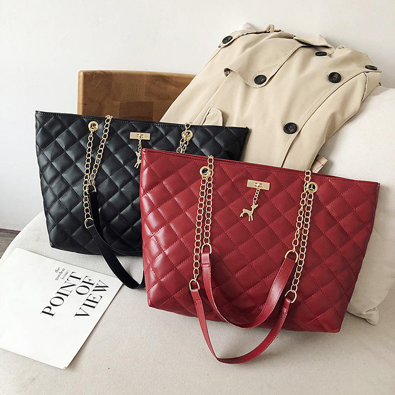 Fashion pu leather cheap shoulder hand latest woman ladies bags