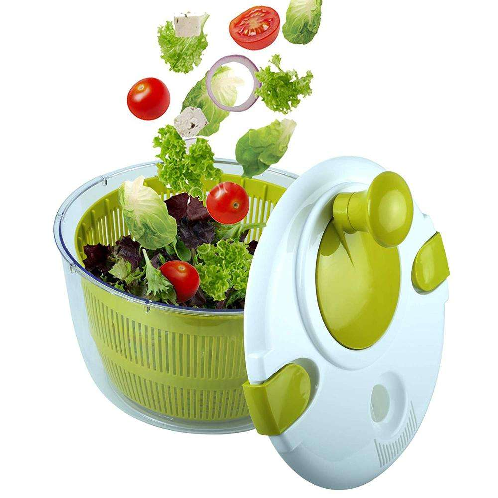 Perfect quality hot sale professional multifunctional spinner salad