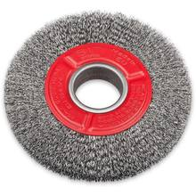 Crimped Stainless Steel Wire Rotary Drill Grinding Wheel Brush