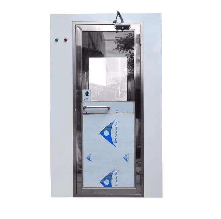 Industrial modular Clean Room Cargo Air Shower