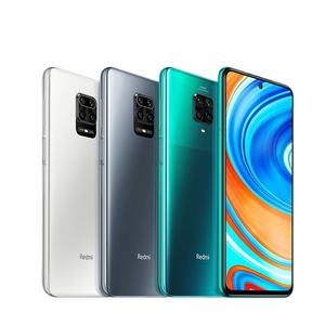 New Global Version Redmi Note 9 Pro 128GB Smartphone NFC Smartphone 6GB 64MP Quad Camera Snapdragon 720G GPay 5020mAh Battery