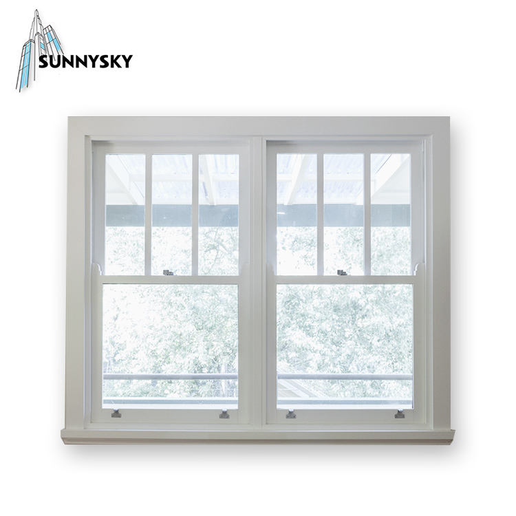 Top selling vinyl local upvc companies double hung definition window