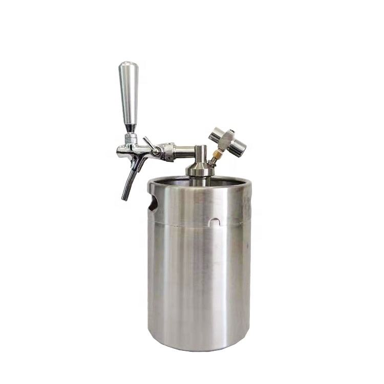 Super quality 5L Stainless Steel mini wine barrel for sale keg beer