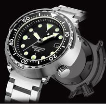 Sapphire 10ATM Stainless steel 316L OEM automatic watch diver