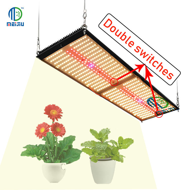 Sepcial Discount Meijiu V2 V3 240W Samsung lm301B 301H 395nm+Epistar 660nm Full Spectr UV IR plant Led Grow Light
