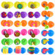 24PCS small plastic kids party favors Easter surprise egg toys for wholesale