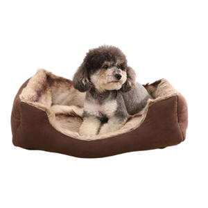 Eco Friendly Cheap Square Dog Bed