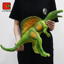 Dinosaurios De Juguete De Goma | CYPRESS Big Realistic Soft PVC Dinosaur Toy Model For Kids With IC