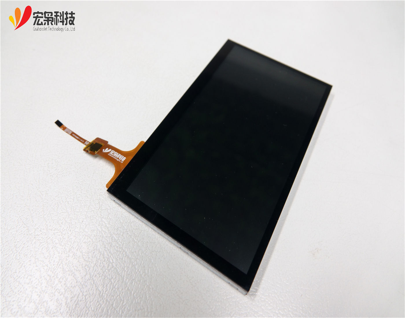 Custom size IIC/USB 5,6, 7,8, 9,101 inch capacitieve touchscreen en LCD display module