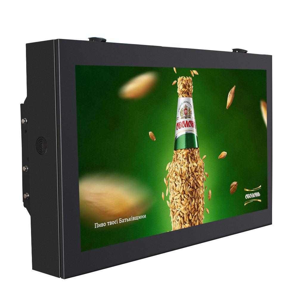 32 pollice sensore di movimento <span class=keywords><strong>lcd</strong></span> pubblicità display rotante di montaggio a parete digital signage