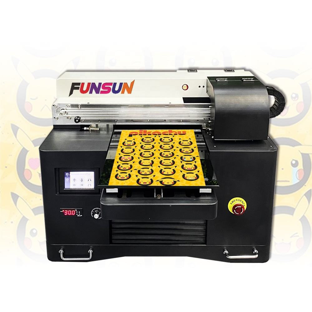 China Professional UV Printer Manufacturer DX8 Printhead for Epson All Flat Materials UV Printer Selling Like Hot Cakes