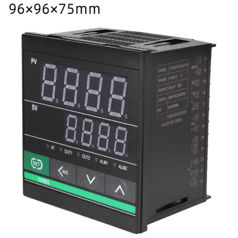 Temperature Controller CH902 with over-temperature alarm output pid intelligent control to regulate temperature