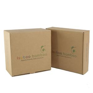 Recycled Cardboard Paper Big Size Corrugated Boxes, Wholesale Shipping Big Corrugated Box