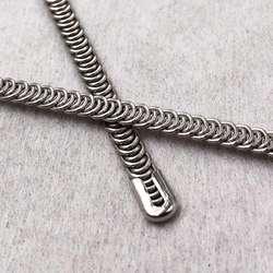 Stainless steel boning flexibility garment corset support fish bone spring