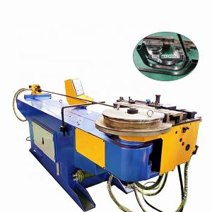 2.5inch and 3inch stainless steel and steel round pipe bending machine and square tube bender for exhaust pipe made in China