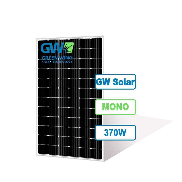 Green Wing Vietnam Factory Cheap Solar Panels 380w 370w 350 w Painel Solar Container Wholesale Price