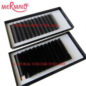 0.05 0.07 Easy Fanning Volume Eyelash Extension