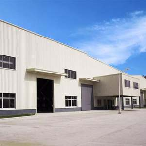 Low Price Supplier New Perfect Steel Hangar Structure Warehouse