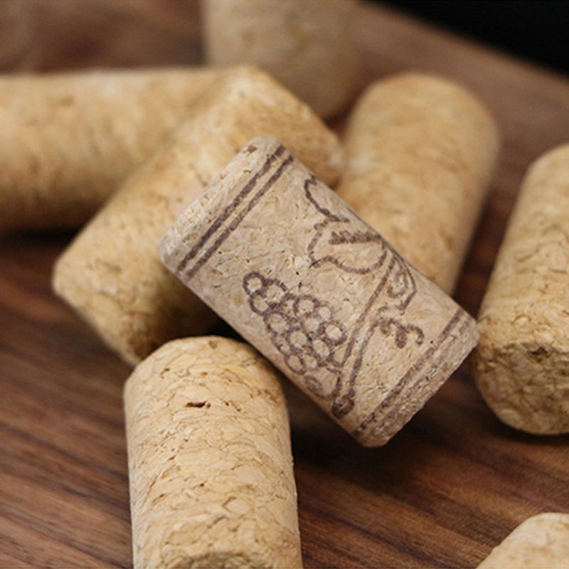 Natural Wine Corks Wine Bottle Stopper