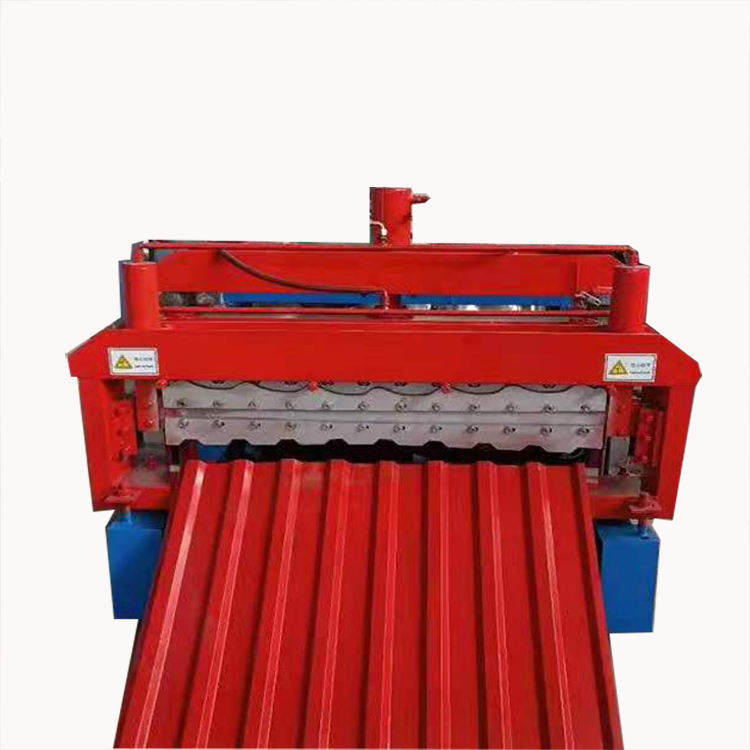 Hydraulic Double Layer Automatic RBP Roof Sheet Steel Profile Making Roof Panel Cold Roll Forming Machine Price