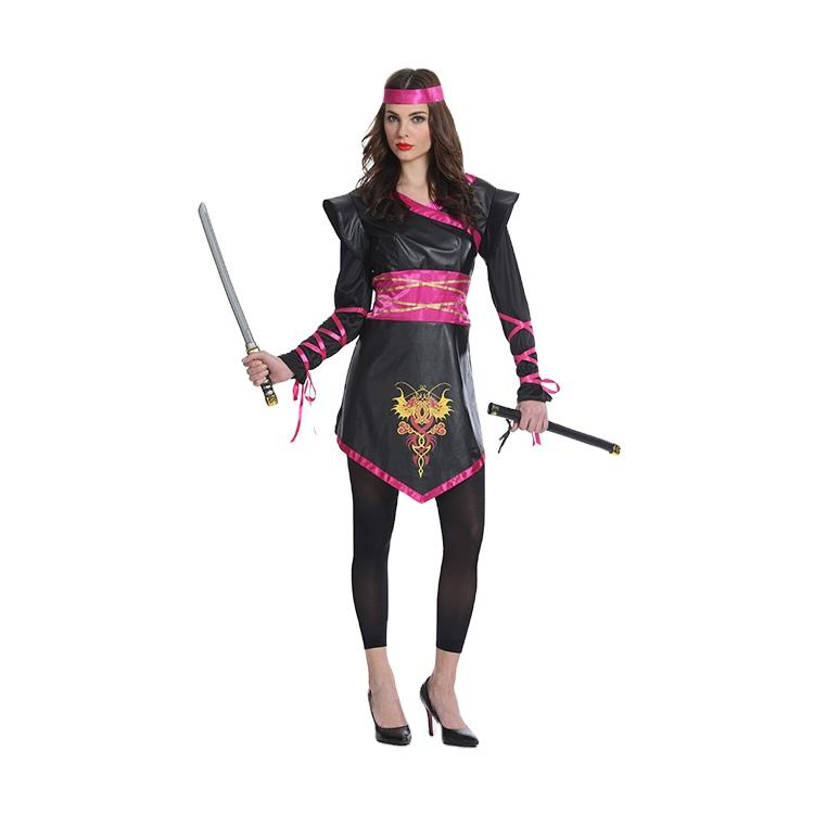 Costume Halloween Costumes HS-1308-025 Ninja Halloween Costume Women Adult Women Cosplay Costume