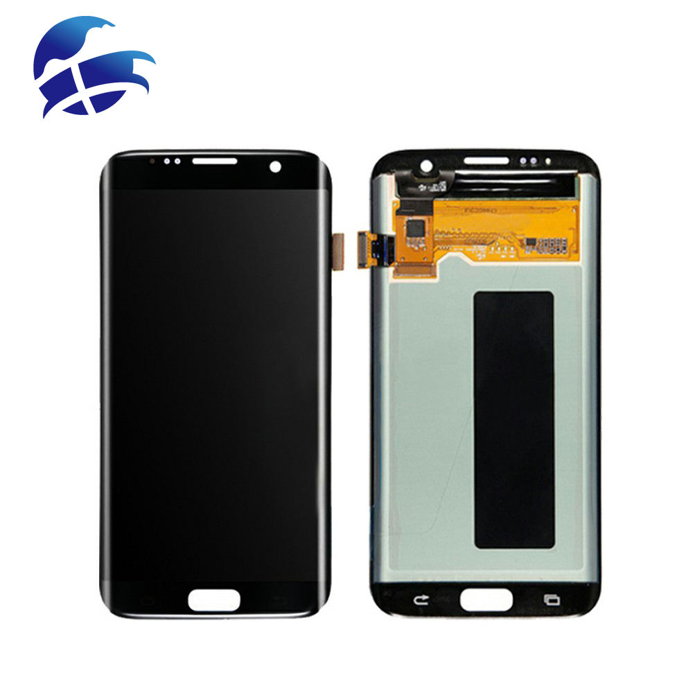 LCD Display Touch Screen For Samsung Galaxy S7 Edge G935A G935V G935P G935T G935F LCD S7edge Digitizer With Frame