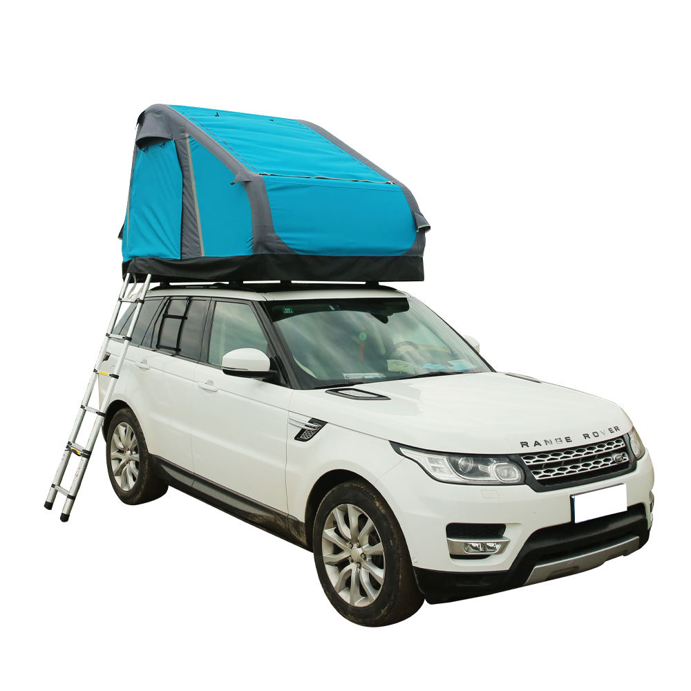 China 4 Season Rooftop Tent SUV Car Camping Inflatable Roof Top Tent For Vehicles
