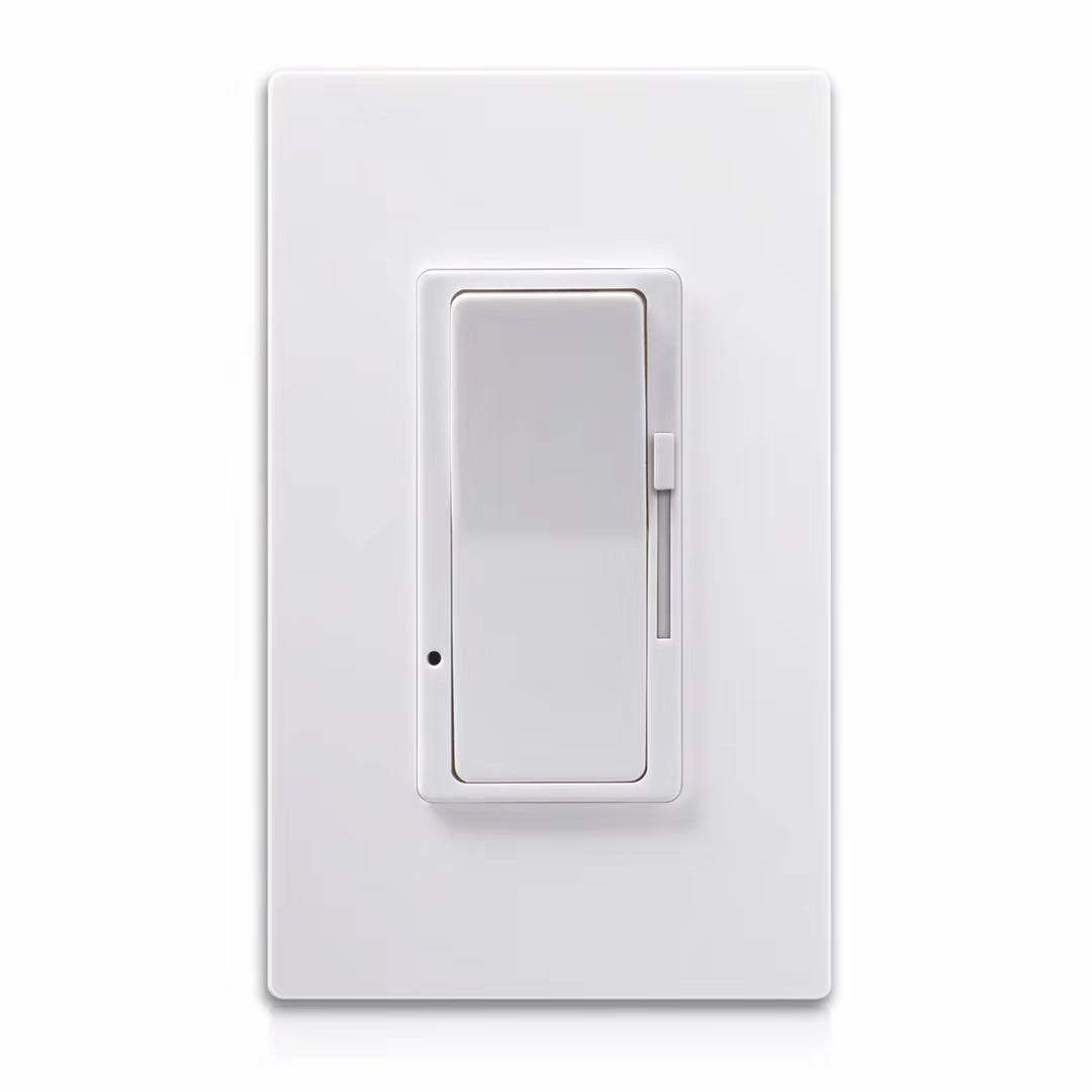 120V 60HZ 150W Manual 3 Way Lampu LED Dimmer Switch