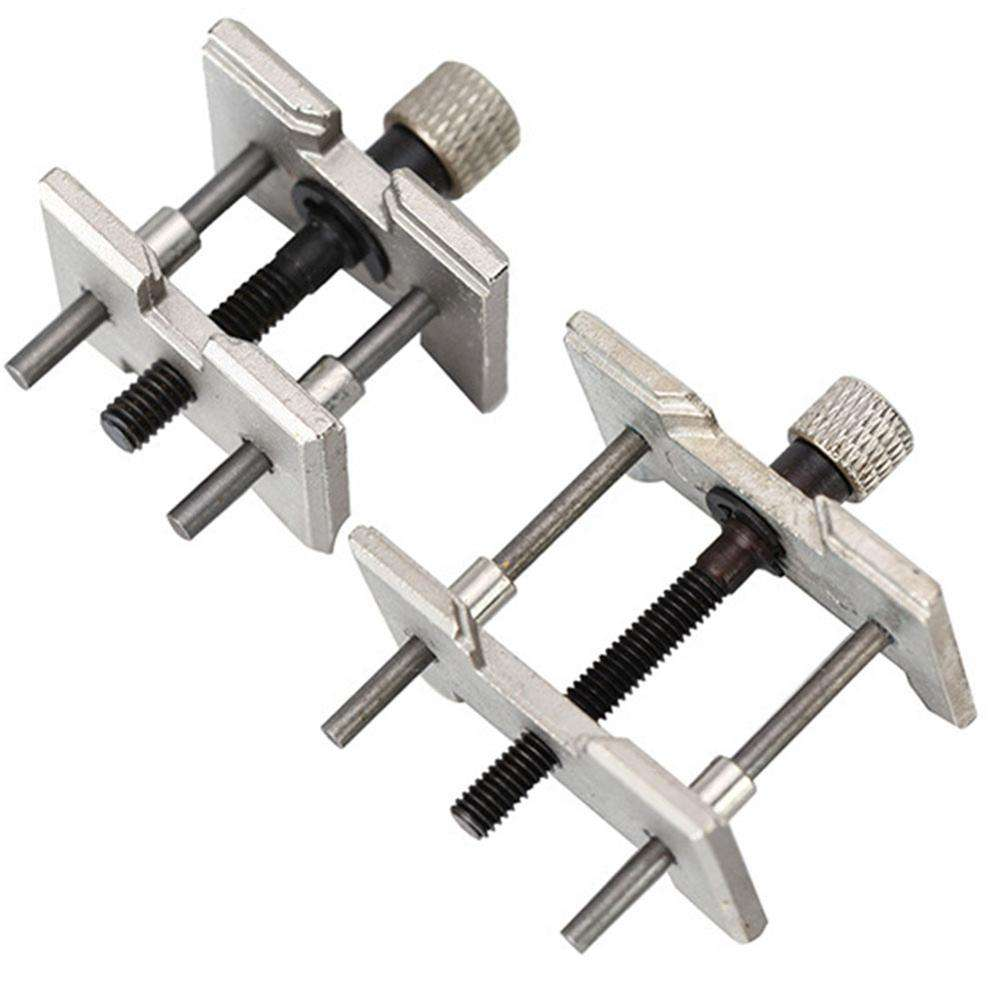 Mini Watches Clamp Watchmakers Durable Vise Movement Holder Movement Holder Adjustable Jaw Portable Clamp