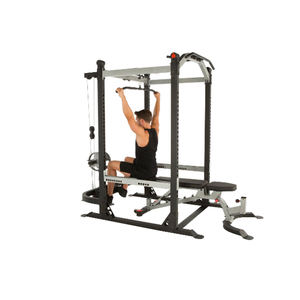 Komersial Gym Peralatan/Hammer Kekuatan Mesin/Power Rack