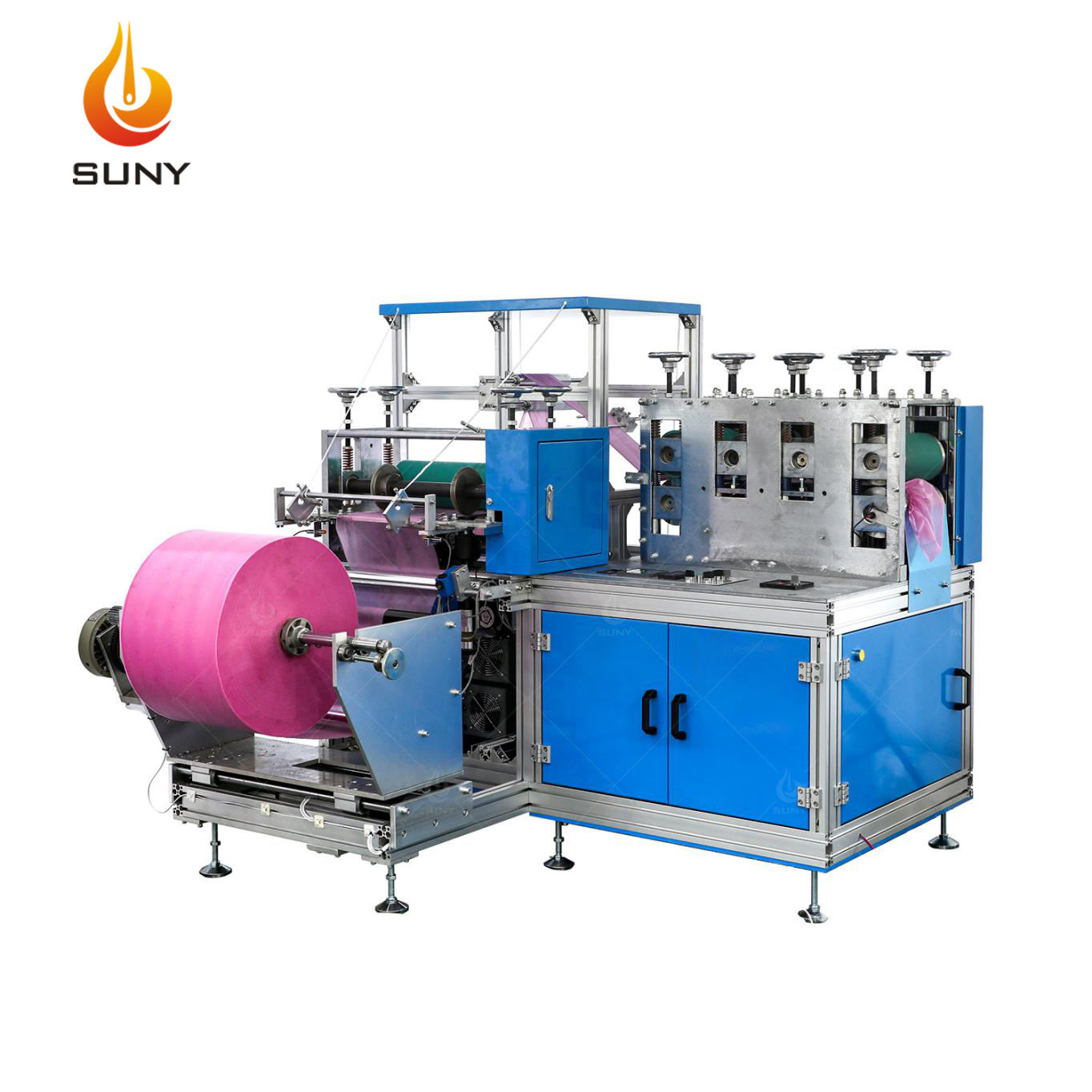 Hot Sale Automatic Disposable Shoe Cover Making Machine Factory