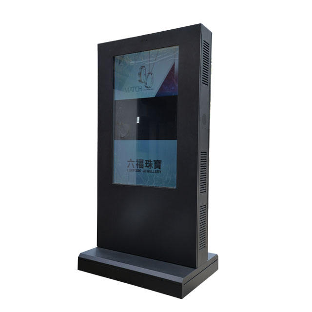 Tft Lcd-scherm Smart Parking Touch Screen Kiosk Monitor Behuizing Digitale Reclame Outdoor Signage