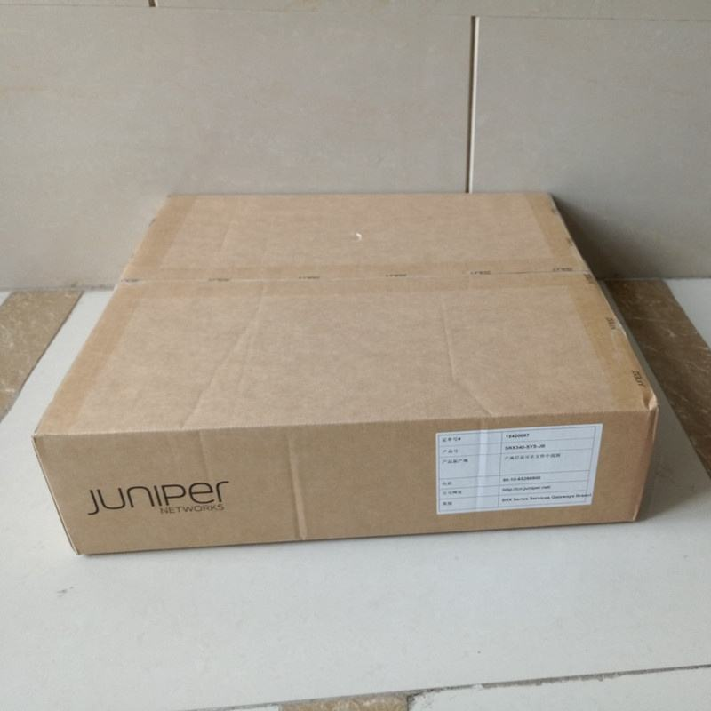 New original EX4600 24 Juniper SFP +/portas SFP Gigabit Ethernet Switch de Rede EX4600-40F-DC-AFO