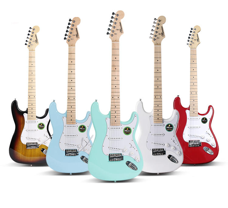 39in Full Size Electric Guitar High Quality Made In China Factory Price guitarra electrica