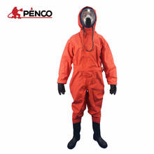 CE Certificate EN Certified Chemical Safety Suit