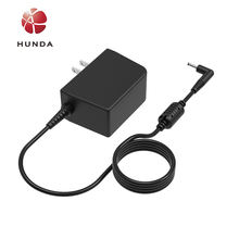 BSCI OEM Factory Supply Wall Power Adaptor 24W AC DC Adapter 2.1*5.5mm 12V 2A Wall Charger for Spy Camera