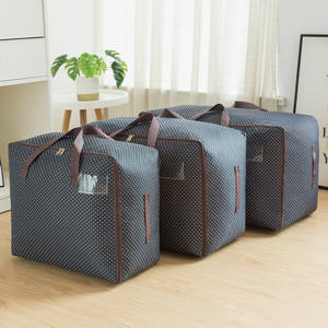 Factory Produced Oversize Thick Oxford Cloth Quilt Storage Bag or Bedding Packaging Bag