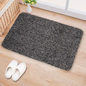 Amazon Vendita Calda Super Assorbente Magic Clean Porta D'ingresso Tappeto Indoor Pet Mat Outdoor Tappetino Assorbe Fango Acqua Zerbino