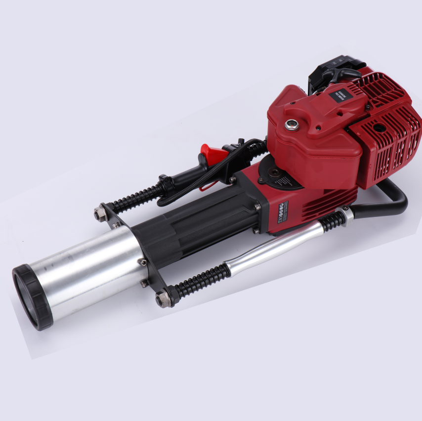 gasoline type mini Pile Driving Ground Screw Driver