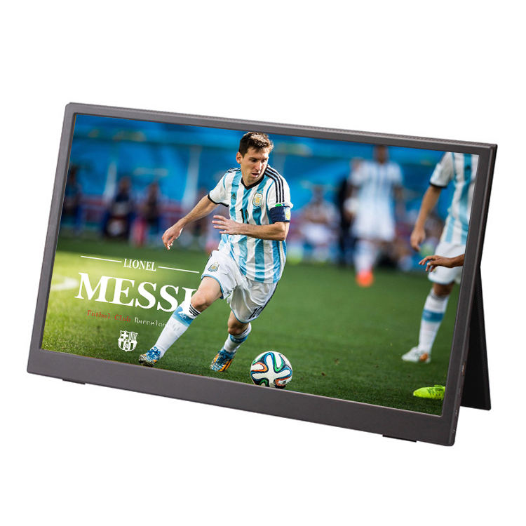 China Hot Sale Cheap 15.6 inch Portable Touch Screen Gaming Monitor with Resolution 1920*1080