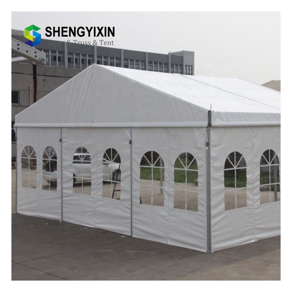 China Aluminum steel indoor outdoor custom 10x10 festival marquee promotion ceremonial event party wedding canopy tent for sale