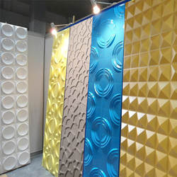 China Home Decor 3D PVC Interior Wall Ceiling Panel