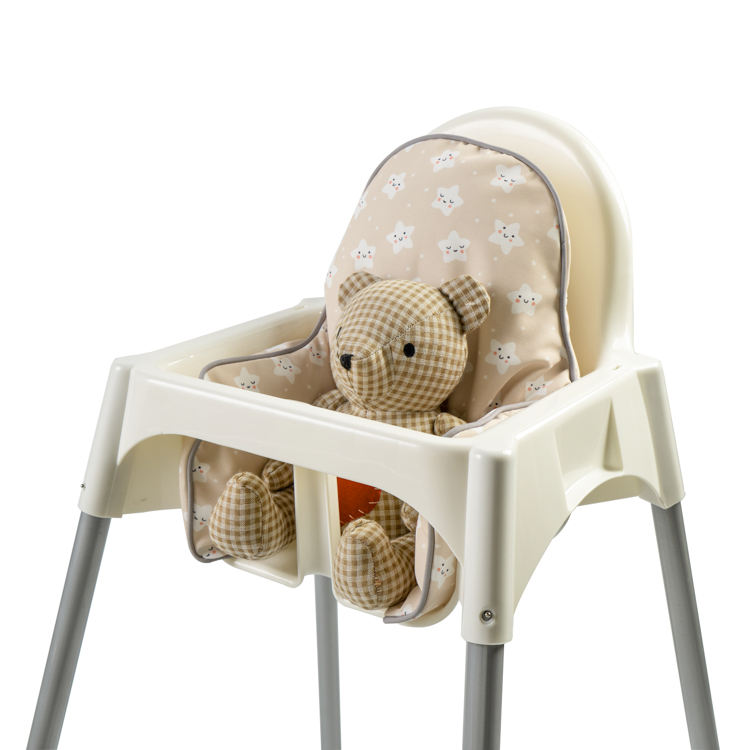 2021 New Baby High Chair Cushion For European Market High Chair Accessories