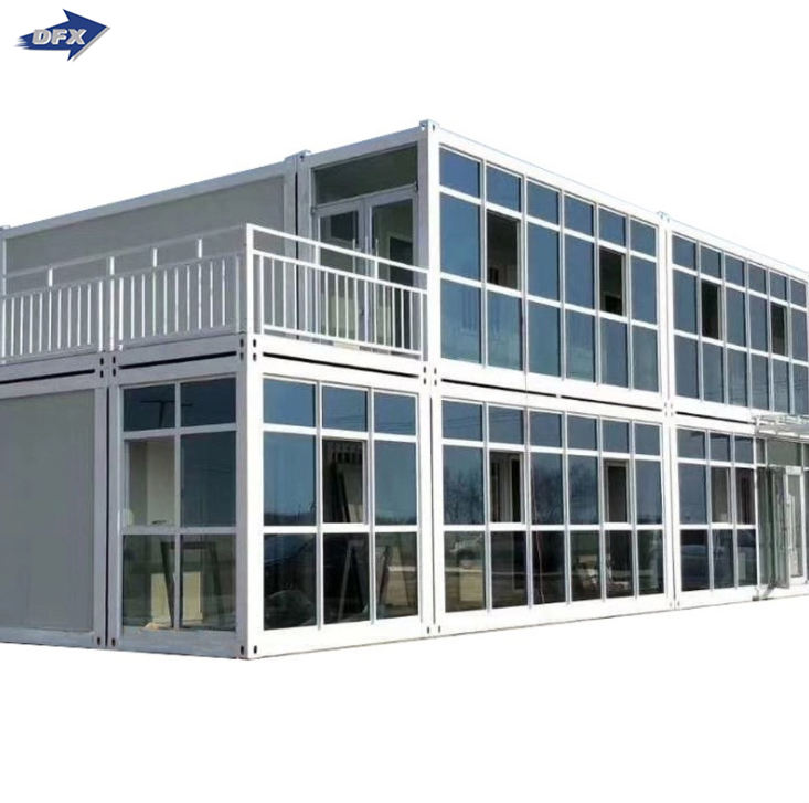 Ready made prefab house container prefabricated home