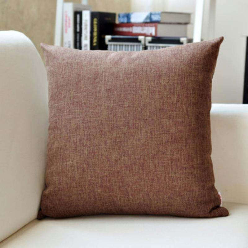 Summer sublimation blank pillow covers paper cushion pad pillows sofa decorative throw pillow covers