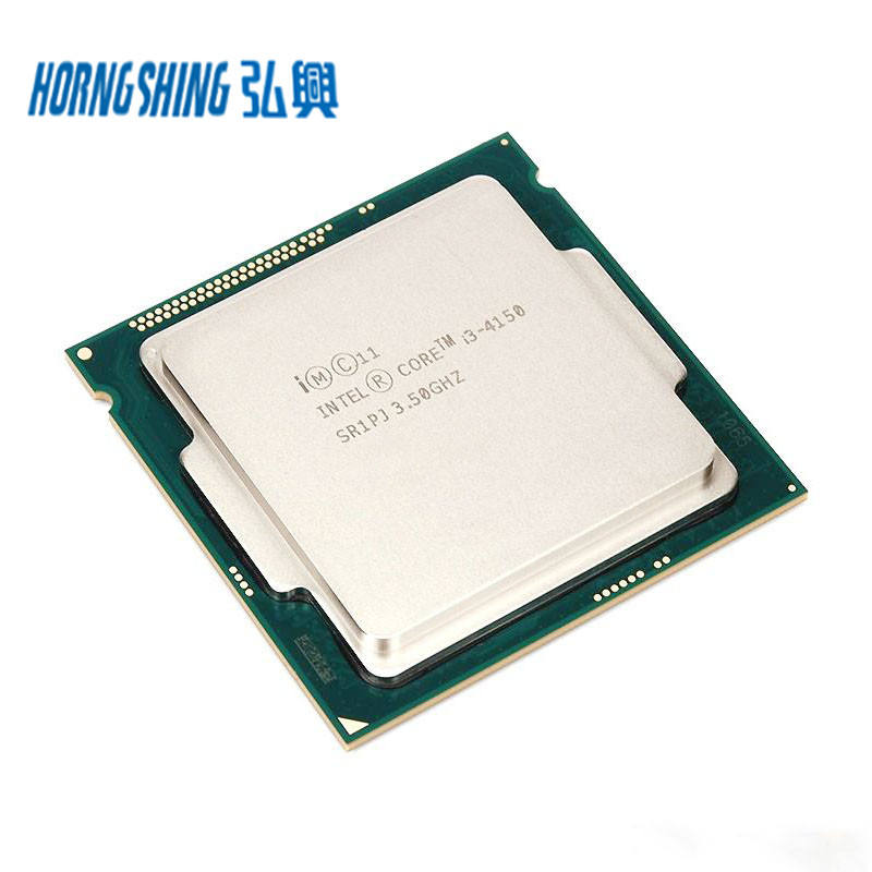 HORNG Electronic Co Ltd SHING Supplier Intel Core I3 4150 3.5GHz Dual Core 4MB Cache LGA 1150 Processor 4th <span class=keywords><strong>Generasi</strong></span>